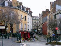 Rennes, rue de la Parcheminerie - Rennes, Bretagne