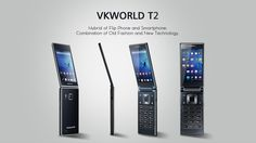 Vkworld T2 4.02 inch 3G Flip Smartphone Android 5.1 MTK6580 Quad Core 1.3GHz Dual Screens 1GB RAM 8GB ROM GPS WiFi Cameras GPS Camera With Flip Screen, Cell Phones For Sale, Flip Phones, New Technology, Flipping, Wifi, Smartphone, Screens, Quad
