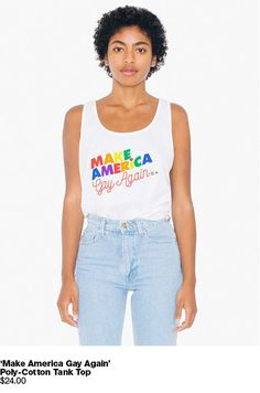 Make America Gay Again Tank