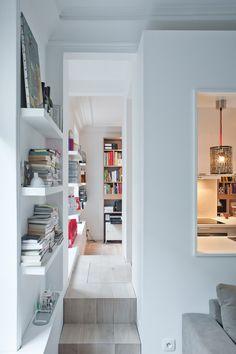 bartoloni et ventalon architectes | Appartement 105B à Paris