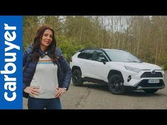 """""""The hybrid-only Toyota RAV4 will appeal to company-car drivers and its striking design helps it stand out in a busy class"""" Toyota Rav4 Suv, Suv Reviews, Toyota Hybrid, Power Motors, Car Buyer, New Engine, All Cars, Car And Driver, New Model"""