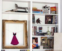 Dress in Frame is cool.    Elizabeth's January Cure:  My Fifth Week   January Cure Diaries