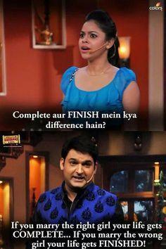 Kapil Sharma Jokes from comedy nights with Kapil | LOL ...