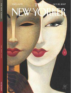 Lorenzo Mattotti   The New Yorker Covers