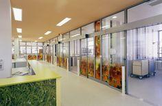 Emergency Pavilion in Teaching Hospital,© Andrea Thiel Lhotakova