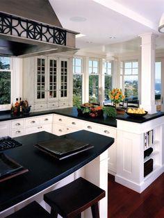 Open Kitchen Layouts