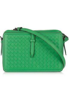 Bottega Veneta Satchel intrecciato leather shoulder bag   NET-A-PORTER