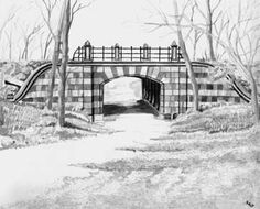 Dipway Arch in Central Park