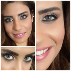 Nibale Fadel make up artist