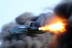 British Tornado.