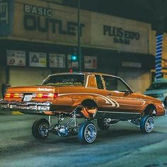 Lowrider regal