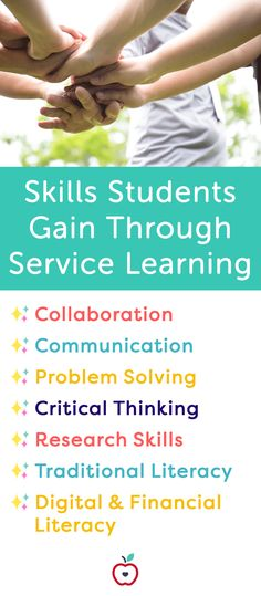 Want to add service learning to your classroom? We'll help you get started in 5 easy steps.