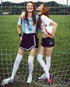 VOGUE GIRL Korea July 2014