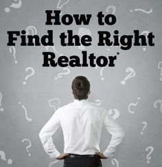 By Vicki Duong On a previous blog post, we listed our 5 Tips on How to Pick the Right Realtor to Sell your Home. What if you're ready to buy a home? Finding the best real estate agents in your area is one of the most important first steps you will make as a home … Continue reading »