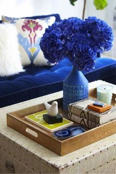 How To: Styling your Coffee Table