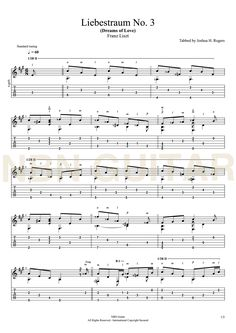 97 Best Classical Guitar Tabs images in 2019 | Guitar tabs