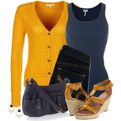 Wedges for Fall, created by kswirsding on Polyvore