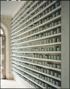 Edmund de Waal's  pale celadon ceramics