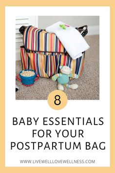 What are the must haves in your postpartum bag for baby? Newborn Baby Tips, Newborn Care, Breastfeeding Problems, Breastfeeding Tips, Postpartum Recovery, Postpartum Care, Postpartum Must Haves, Hospital Bag For Mom To Be, First Time Pregnancy