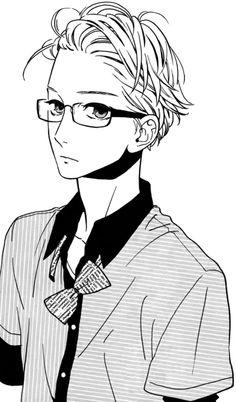 Mamura Daiki. (manga: Hirunaka no Ryuusei)
