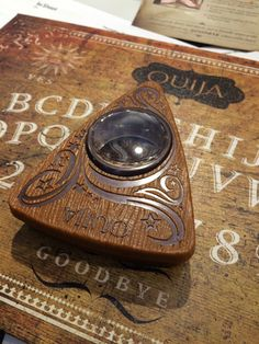 PHOTOS: Playing with the Ouija Board not a good idea! Wiccan, Witchcraft, Gypsy Fortune Teller, Fortune Telling, Halloween Horror, Book Of Shadows, Crystal Ball, Occult, Dark Art