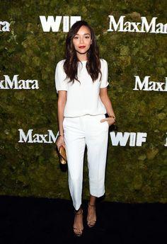 Max Mara Celebrates Kate Mara As The 2015 Women in Film Face of the Future Award Recipient - Ashley Madekwe