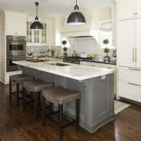 Kitchen (Edina Boulevard | Martha O'Hara Interiors)