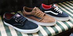 Vans skateboard shoes Chima Ferguson Pro, Lindero 2, Rowley Pro Lite!