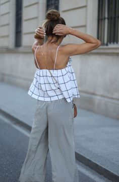 How To Wear The Grown Up Crop Top
