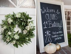 Boho First Birthday Party - Inspired By This