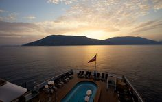 Hero and Leander spoke with SeaDream's new wine director Ida Dønheim about the company's latest wine voyages in the Mediterranean.