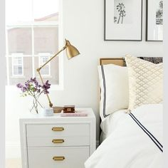 33 marvellous inspiration white and gold bedroom decor home Bedroom Furniture, Bedroom Decor, Bedroom Ideas, Bedroom Designs, Budget Bedroom, Bedroom Layouts, Decor Room, White Furniture, Bedroom Storage