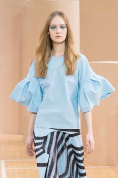 The Best Looks from London Fashion Week Spring 2016 | StyleCaster