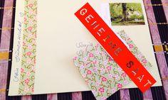 Versendet! Ich hoffe sehr, meine Auswahl gefällt! ...und nun warte ich gespannt auf die Post meines Blumenwichtels.