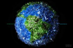 Save the Planet: Glass #ad #print