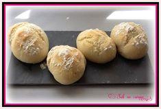 Sab en cuisine ;-) recettes faciles: Petits pains Portugais