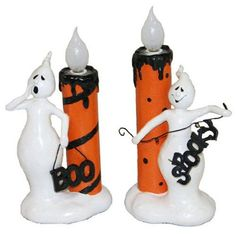 RAZ Imports - Ghost Battery Operated Candles
