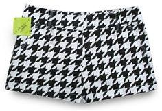 Last pair (4) - Loudmouth Golf Oakmont mini shorts (reg.$65) sale $51.95
