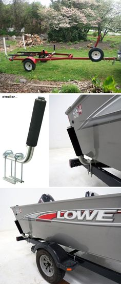 Make a Pair of Bunk Glides for Your Boat Trailer | DIY | Pinterest ...