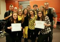 Stockton a cappella group makes music, wins awards! Read more in The Press of Atlantic City.