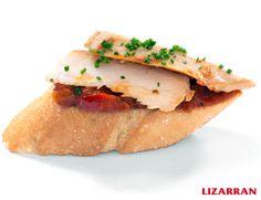 Pollo con pisto #Lizarran #Pinchos