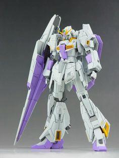 "MSZ-006-3 ゼータガンダム ""ストライク Z"""