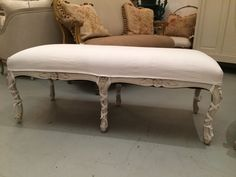Extra Large Ottoman Slipcover
