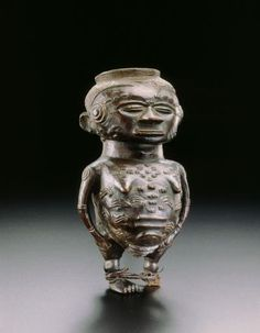 Object type : receptacle to serve and consume drinks > cup Place of collecting : Democratic Republic of the Congo > Kasaï Culture : Wongo