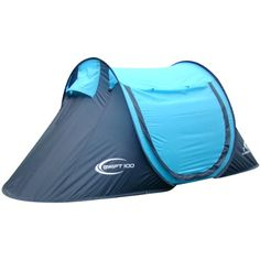 Pellor New Automatic Pop Up Outdoor Camping Equipment Gear 2 Person Dome Hiking Fishing 3 color $43.99