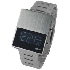 if you're going old school digital, check this: Void Watches V01EL.