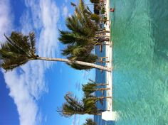 Long Beach in Mauritius - such a stunning place