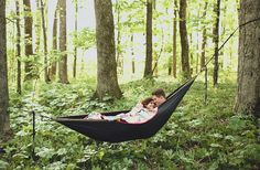 Getting a hammock and enjoying the nature God made!