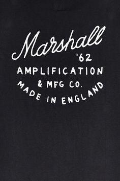 Marshall Amplification Slant 62 Tee