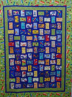 I Spy Quilt | Flickr - Photo Sharing!
